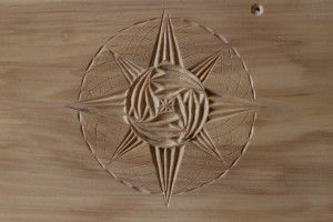 Cajon Chip Carving